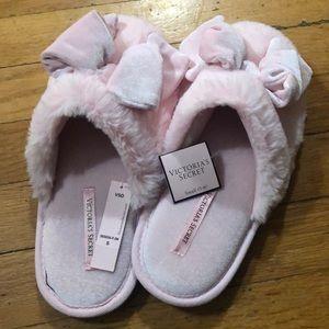 VS slippers!